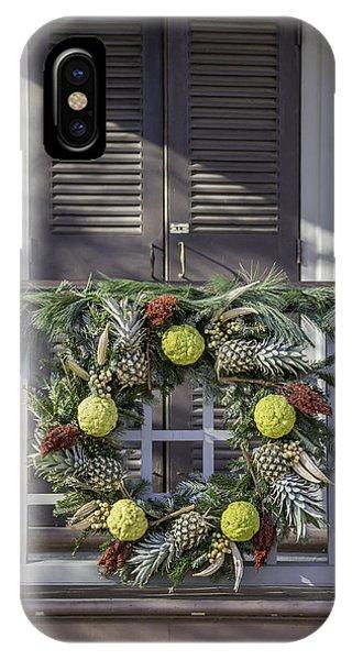 Doors Of Williamsburg 44 IPhone Case