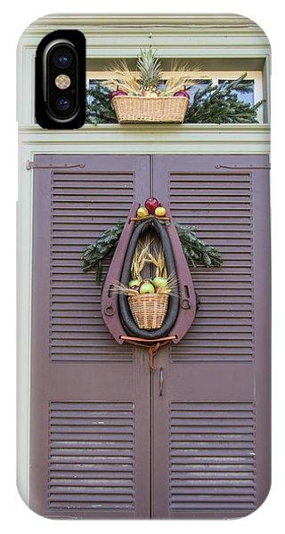 Doors Of Williamsburg 91 IPhone Case