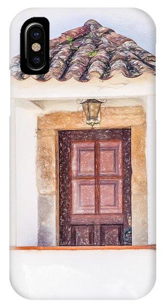 Doorway Of Portugal IPhone Case