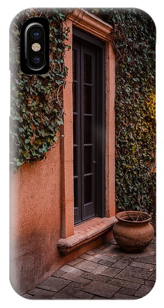 Doorway Through The Vines IPhone Case