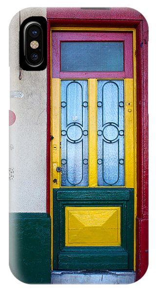 Doors Of San Telmo, Argentina IPhone Case