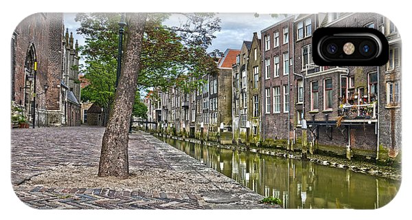 Dordrecht Behind The Church IPhone Case