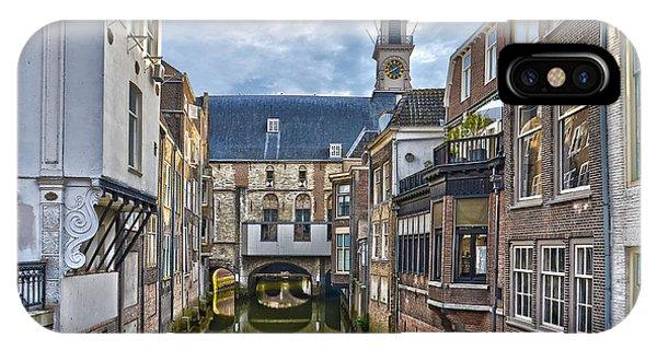 Dordrecht Town Hall IPhone Case