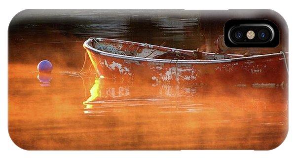 iPhone Case - Dory In Orange Mist by Bill Linn