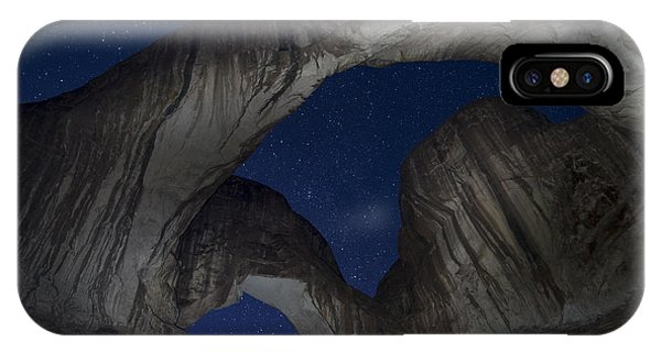 Double Arch At Night IPhone Case
