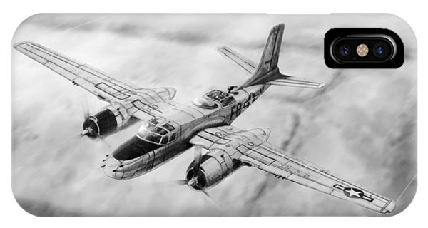 Douglas A-26 Invader IPhone Case