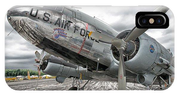 Douglas C-47 Skytrain IPhone Case