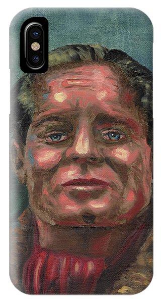 Douglass Bader IPhone Case