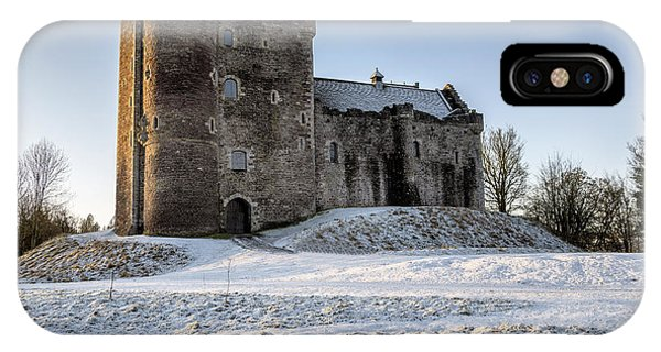 Doune Castle In Central Scotland IPhone Case