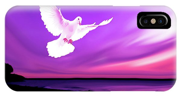 Dove Of My Dreams IPhone Case