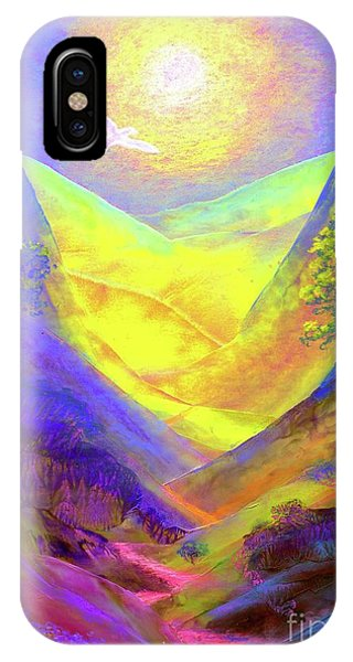Dove iPhone Case - Dove Valley by Jane Small
