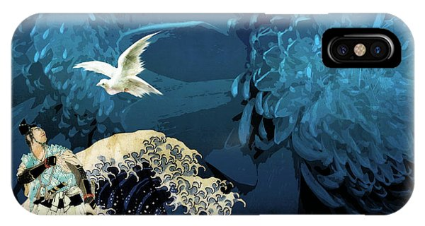 iPhone Case - Dove Vision by Laura Botsford