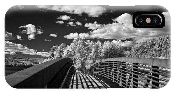 Dover Slough Bridge 1 IPhone Case