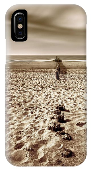 Tint iPhone Case - Down The Shore by Wim Lanclus