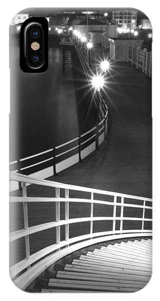 Down To The Pier IPhone Case