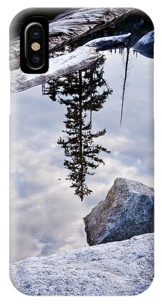 Downside Up IPhone Case