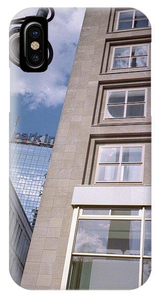 Downtown Berlin IPhone Case