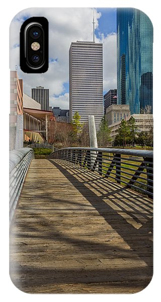Downtown Entrance IPhone Case