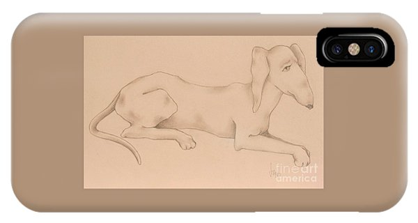 Doxies, Bad To The Bone IPhone Case