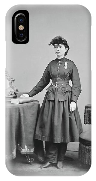 Dr. Mary Walker IPhone Case