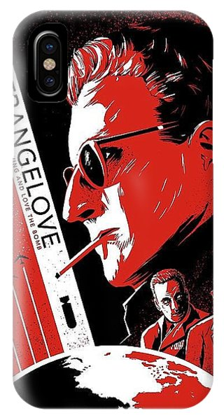 Dr. Strangelove Theatrical Poster Number Three 1964 IPhone Case