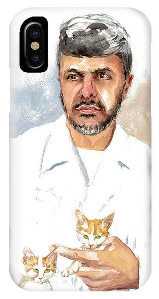 Dr Yoossef IPhone Case