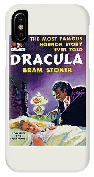 Dracula IPhone Case
