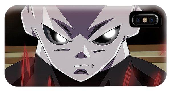 Saiyans iPhone Case - Dragon Ball Super - Jiren by Babbal Kumar
