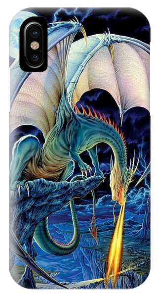 Dragon iPhone Case - Dragon Causeway by The Dragon Chronicles - Robin Ko
