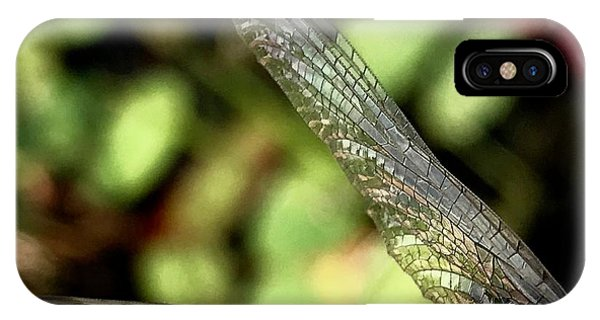 Dragon Fly Wings IPhone Case