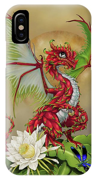 Dragon Fruit Dragon IPhone Case