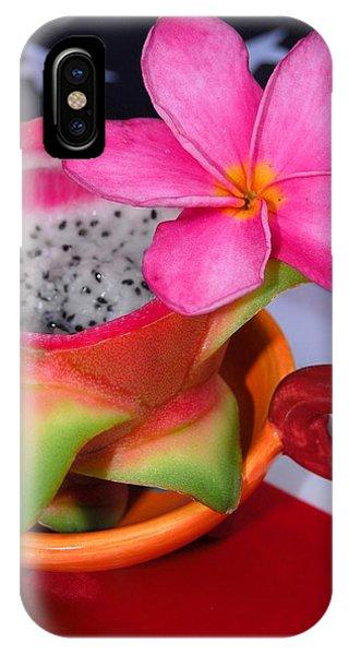 Dragon Fruit IPhone Case