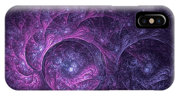 Dragon Nebula Reloaded IPhone Case