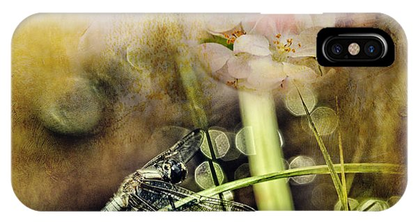 Surrealistic iPhone Case - Dragonfly Dreams by Susan Capuano