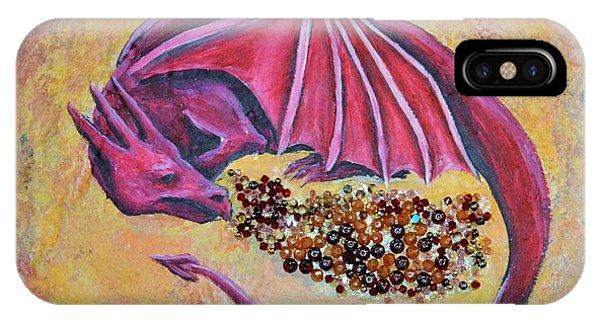 Dragon's Treasure IPhone Case