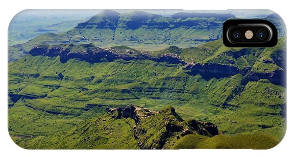 Drakensberg Mountains IPhone Case