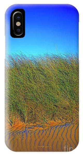 Drake's Island Beach IPhone Case