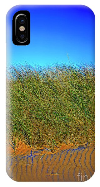 Drake's Island Beach IPhone Case