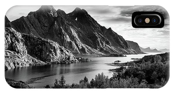 Dramatic Lofoten IPhone Case