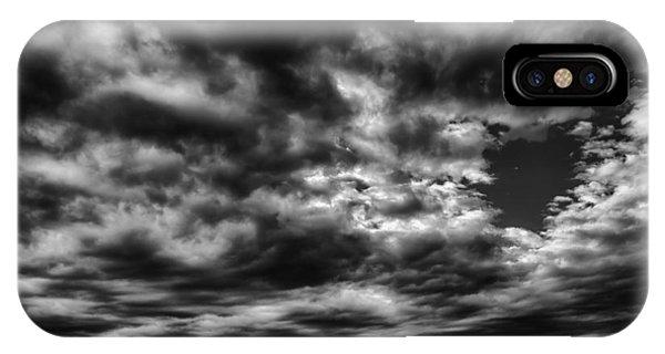 Dramatic Palouse Sky IPhone Case