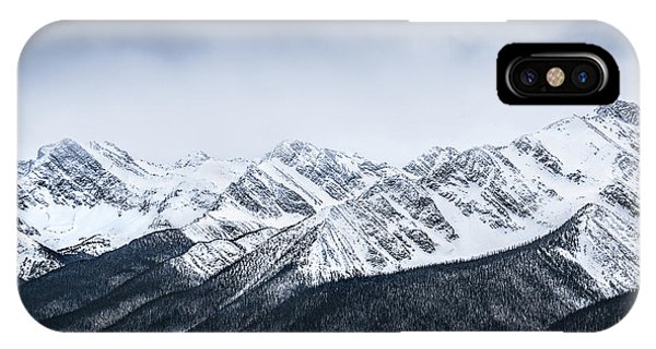 Rocky Mountain Np iPhone Case - Dramatic Rockies by Martin Capek