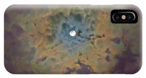 Dramatic Sky IPhone Case