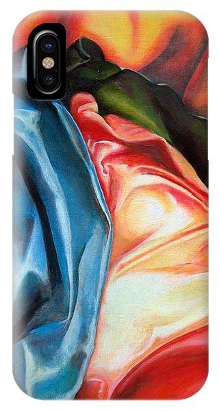 Drape Phone Case by Muriel Dolemieux