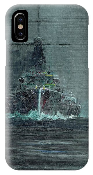 Dreadnought 1907 IPhone Case