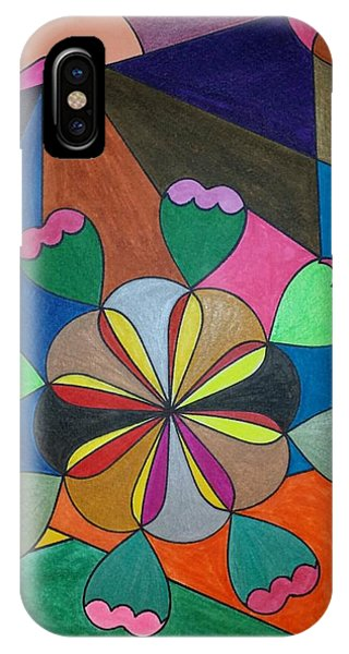 IPhone Case featuring the painting Dream 302 by S S-ray