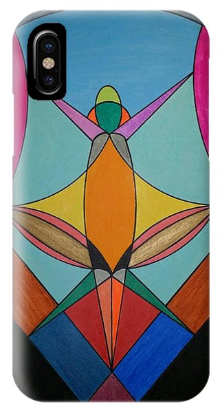IPhone Case featuring the painting Dream 307 by S S-ray
