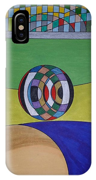 IPhone Case featuring the painting Dream 315 by S S-ray
