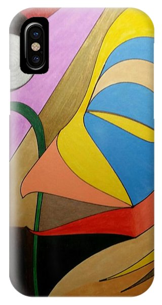 IPhone Case featuring the painting Dream 322 by S S-ray