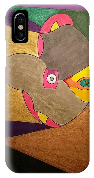 IPhone Case featuring the painting Dream 329 by S S-ray