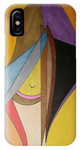 IPhone Case featuring the painting Dream 330 by S S-ray